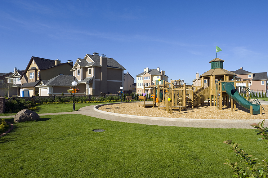 Community Association and Homeowner Association playground