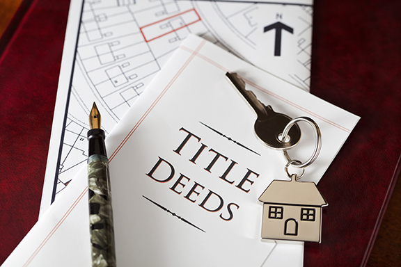 title and escrow services documents
