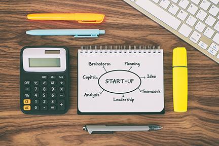 startup planning chart