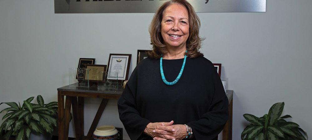 Vicki Vasques CEO Tribal Tech, LLC