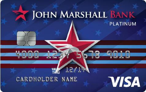 JMB Visa Platinum Credit Card