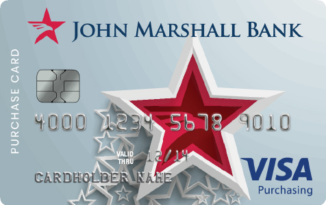 JMB Visa Purchase Card