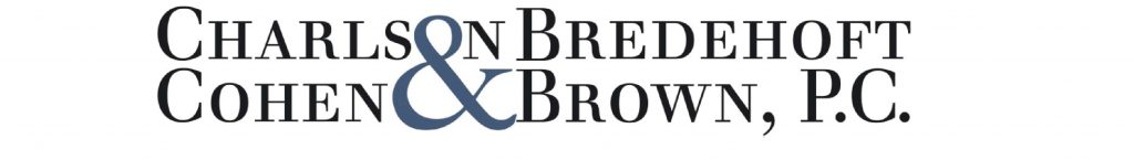 Charleson Bredehoft Cohen Brown, PC logo