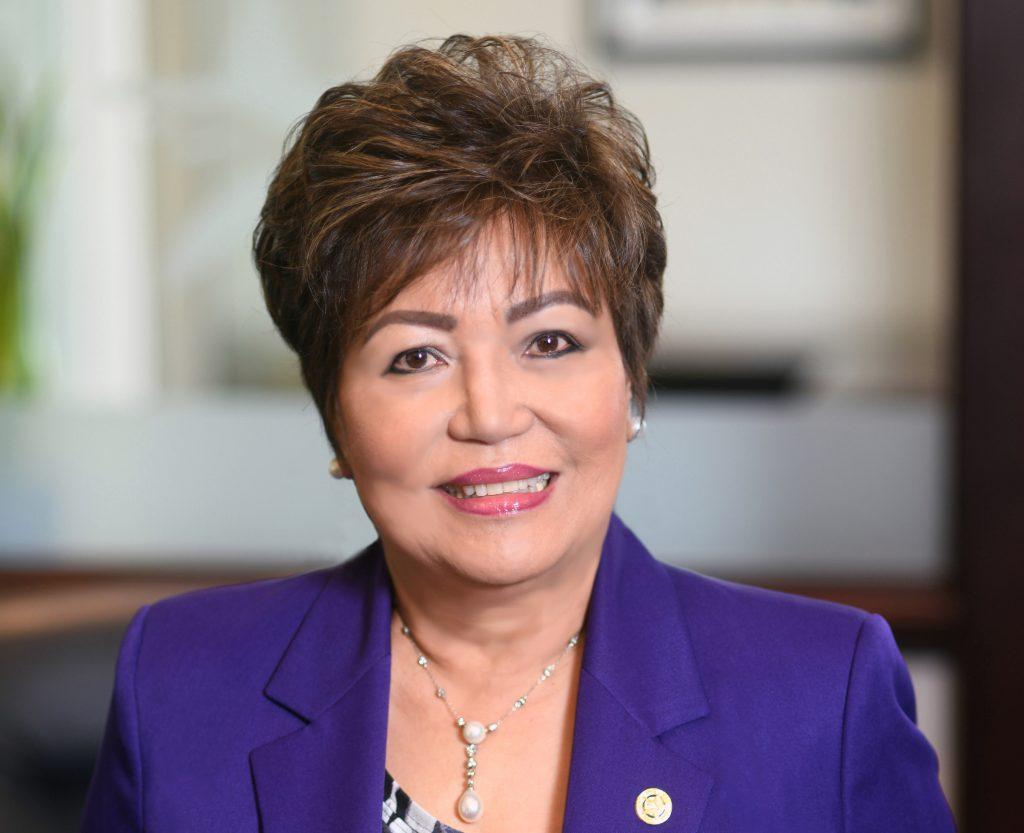 Sonia Johnston, Regional President