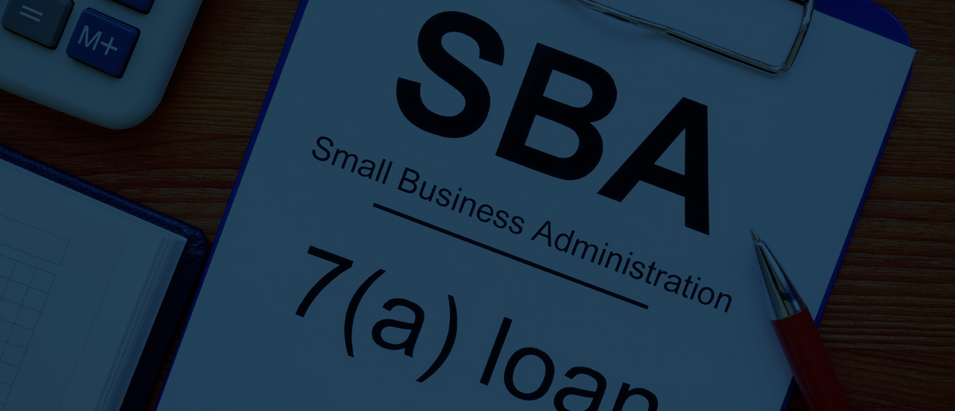 Small Business Administration 7(a) loans
