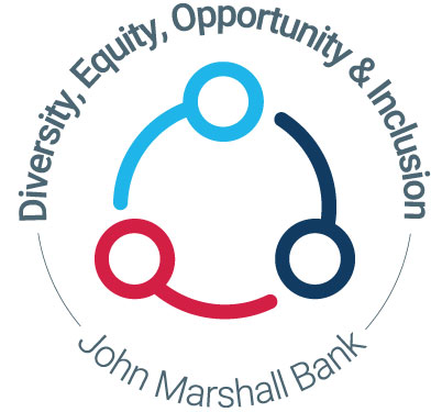 JMB-Diversity, Equity, Opportunity & Inclusion Logo